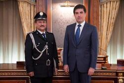 تعيين مدير عام جديد لشرطة اقليم كوردستان