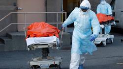 امريكا تسجل اكبر حصيلة اصابات يومية بكورونا