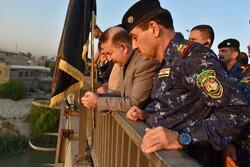 وزير الداخلية يعلن استعداده تسلم الملف الامني الداخلي