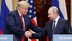 بوتين: اتهام روسيا بالتدخل في الانتخابات الامريكية قمة العبثية