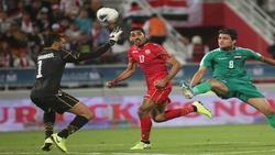 كأس الخليج.. البحرين تقصي العراق بركلات الترجيح وتتأهل الى النهائي
