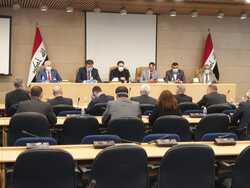 The Iraqi parliament puts the final touches on the election law