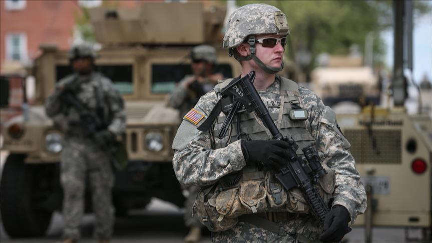 تحالف الحلبوسي يطالب ببقاء الأمريكان في الأنبار: هذا ما نتخوف منه