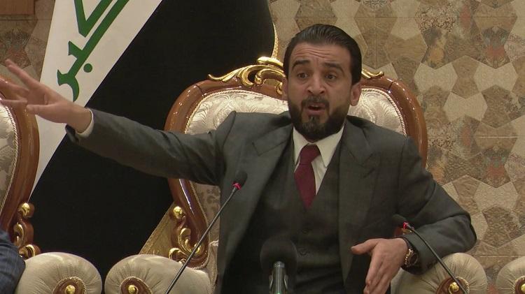 رسميا.. تحالف الحلبوسي يطالب باستبدال علاوي: منهجه ازموي