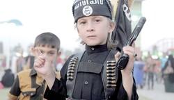 من أبناء دواعش.. العراق يرحّل 64 طفلاً أوزبكياً