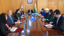 رئاسة برلمان كوردستان تتسلم مشروع قانون