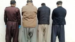 القبض على 23 متهما بمحاولة تهريب اجانب الى اقليم كوردستان