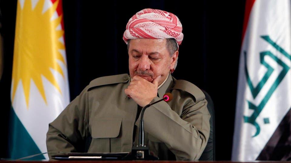 مسعود بارزاني: إقليم كوردستان يواجه تحديات جديدة