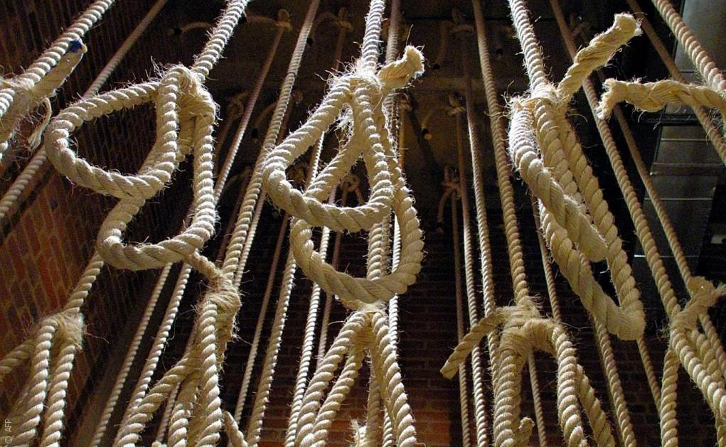 Six convicts executed today in al-Hout