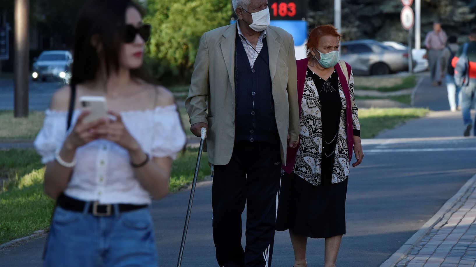 ئاماژهی چین   وه بیماری نەناسریاگیگ لە کازاخستان ك لە کۆڕۆنا دڕندەتر