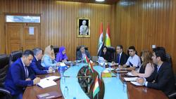 قانون حقوق وواجبات المرضى على طاولة لجنة ببرلمان كوردستان