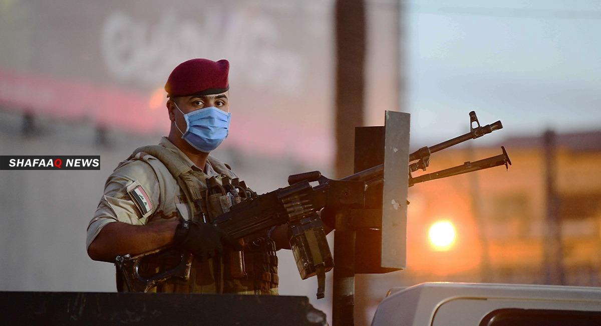 جرحى من القوات الامنية بنزاع عشائري جنوبي العراق