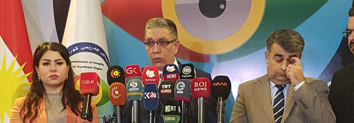 Kurdistan Region Integrity: 41 convicts were sentenced to prison