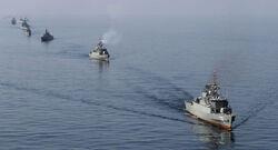 الجيش الإيراني يرسل بارجة حربية لحماية الملاحة البحرية في خليج عدن
