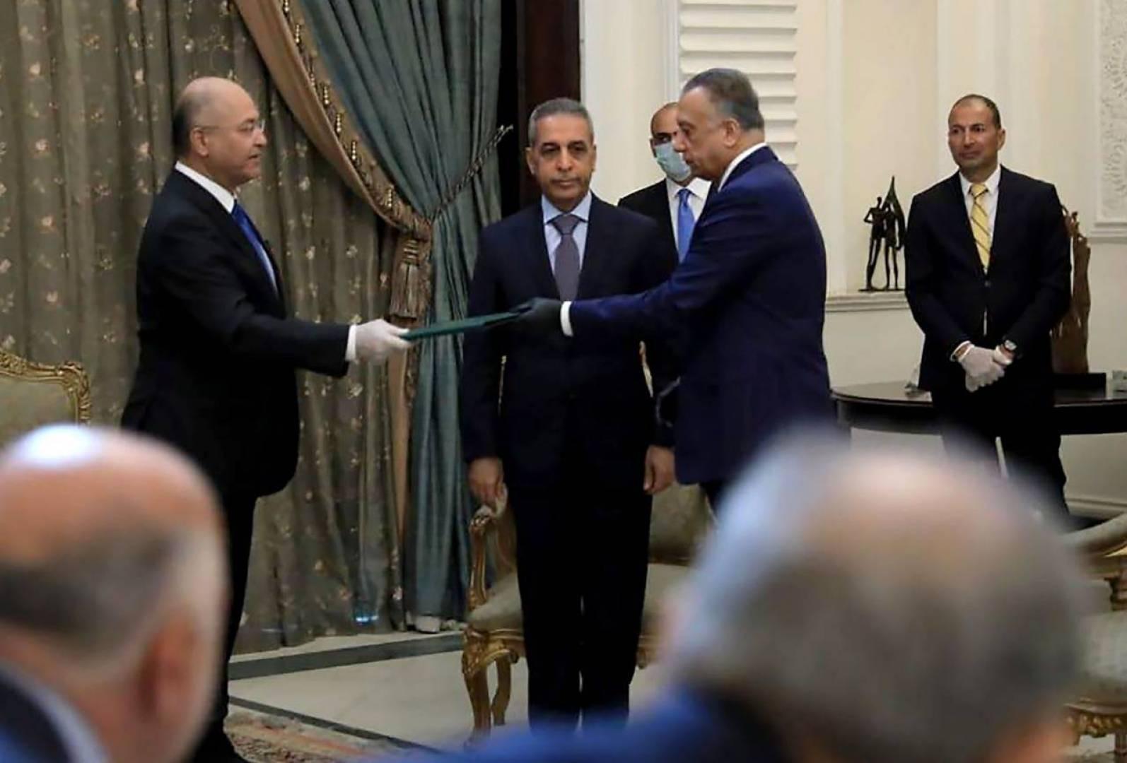 مستشار ترامب يكشف لشفق نيوز موقف واشنطن من الكاظمي