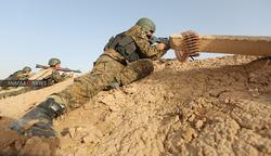 هجوم إرهابي يودي بحياة جنديين عراقيين في صلاح الدين