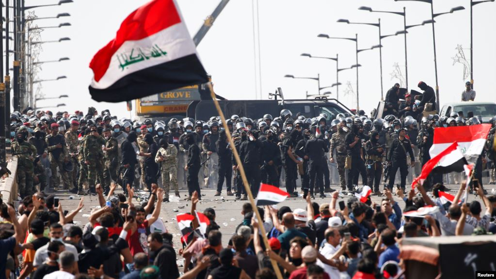Urgent message from Arab and foreign organizations to the Iraqi government