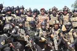 مكافحة الارهاب: مقتل 10 ارهابيين والقاء القبض على 5 آخرين في صحراء الانبار