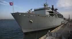 """سفينة حربية بريطانية تصل الخليج """"دفاعاً عن حرية الملاحة"""""""