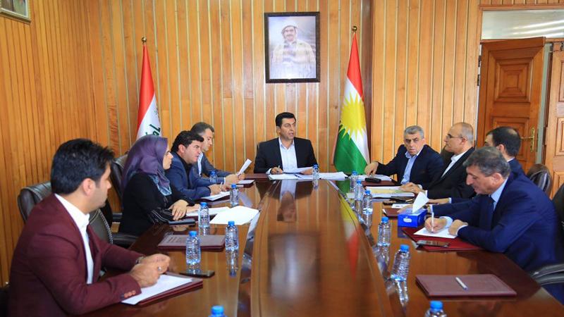 عشرون مليار دينار لعاصمة الثقافة على طاولة لجنة برلمانية كوردستانية