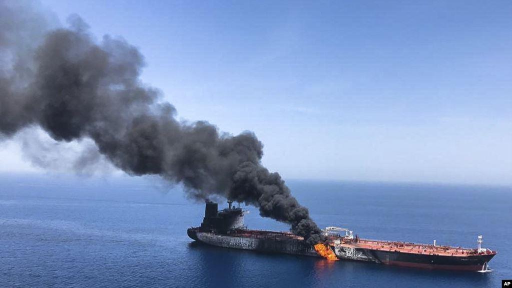 تقارير غربية: هجوما خليج عُمان يزيدان مخاطر اندلاع نزاع كبير