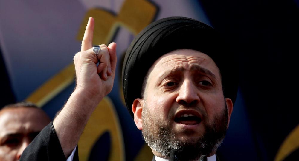 Abdul-Mahdi: I will lift the parliament request for my resignation - Page 6 %D8%B9%D9%85%D8%A7%D8%B1-%D8%A7%D9%84%D8%AD%D9%83%D9%8A%D9%85-1