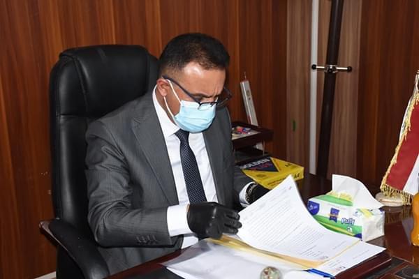 Iraq to build an oxygen plant in Dhi Qar