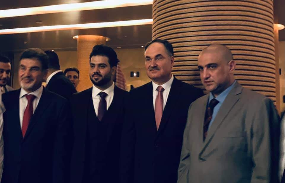 القضاء العراقي يطلق سراح رافع العيساوي بكفالة