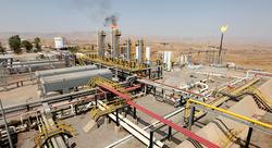 اندلاع حريق في محطة غازية يفقد اقليم كوردستان 800 ميغاواط من الكهرباء