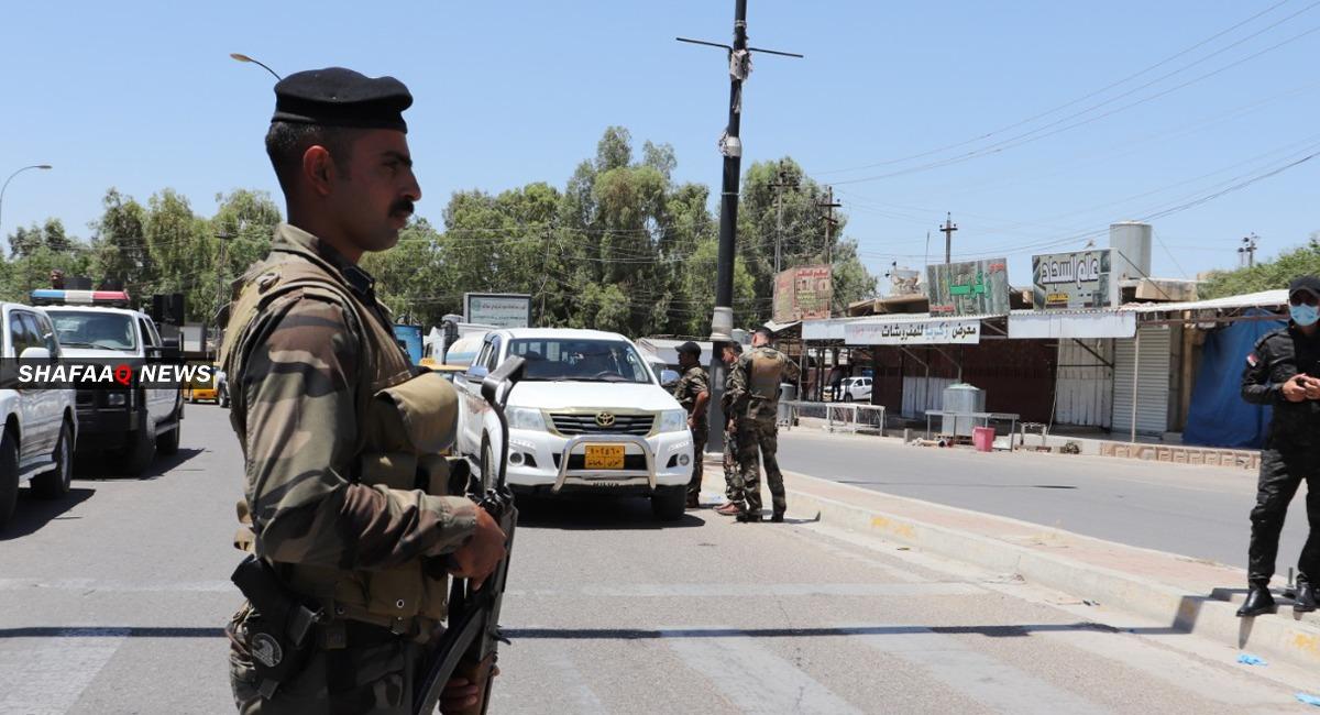 بدء سريان حظر التجوال الشامل في بغداد والبصرة