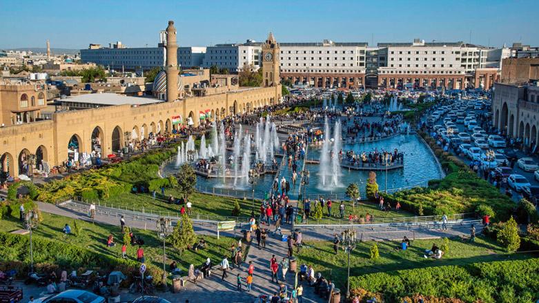 الأنواء تعلن درجات الحرارة في مدن كوردستان