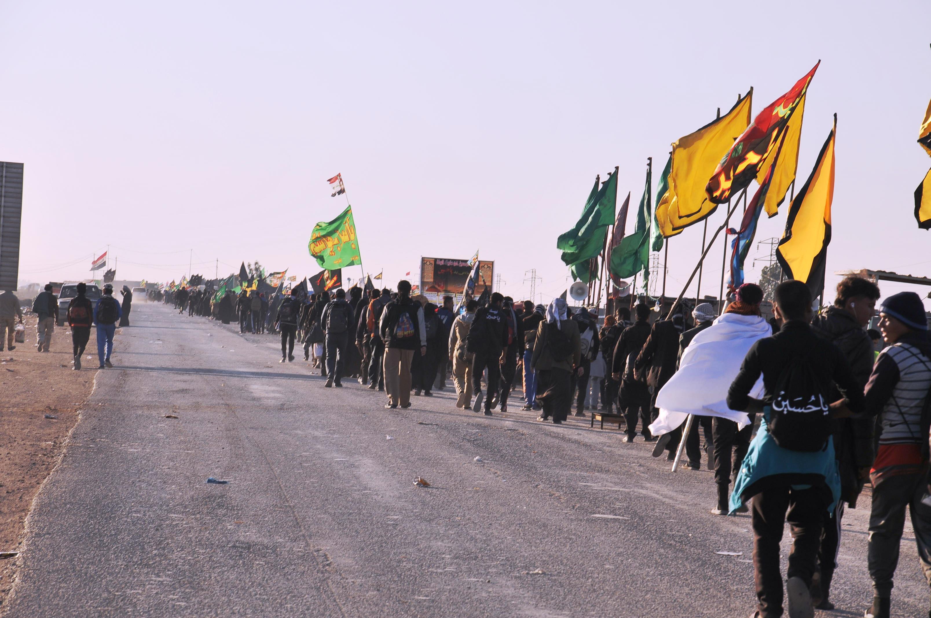 الامم المتحدة تحذر من تحول كورونا في العراق الى وباء بسبب تجمع ديني