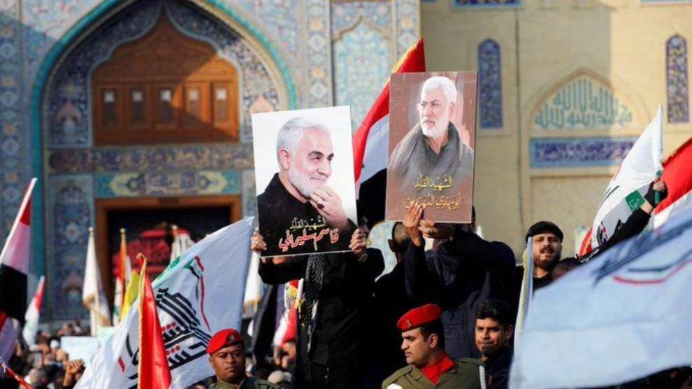 أول اتفاق عراقي - إيراني رسمي بشأن مقتل سليماني والمهندس