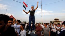طهران: الحكومة العراقية تتجاوب مع المتظاهرين وننظر بأهمية بالغة للأحداث