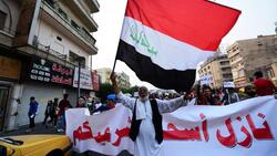 Iraq parties in talks over new PM amid unrelenting protests