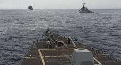 البحرية الأميركية تعلن أنها تجري عمليات بحث في بحر العرب عن بحار أميركي مفقود