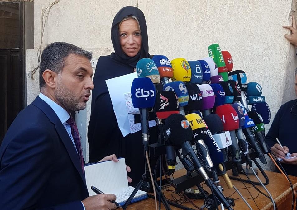 السيستاني: إن لم تكن السلطات قادرة على تحقيق مطالب المتظاهرين لابد سلوك طريق آخر