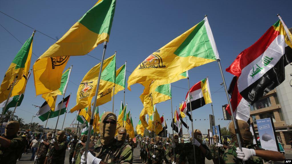 """""""حزب الله"""" يتحدث عن إنزال جوي أمريكي ضد """"المقاومة"""" بمشاركة عراقيين"""