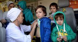 روسيا تتسلم وجبة جديدة من اطفال داعش من العراق