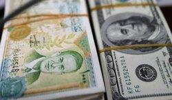 انخفاض كبير لليرة السورية أمام الدولار