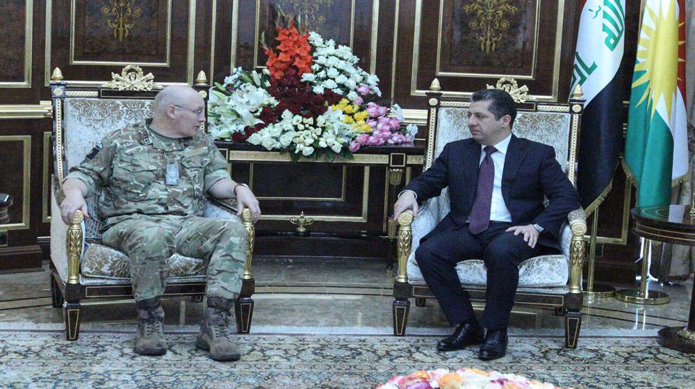 كوردستان وبريطانيا تحذران من عواقب وخيمة للعنف بالمنطقة
