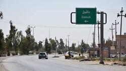 تزامناً مع وصول وفد أمني إلى داقوق.. انفجار يودي بحياة جندي عراقي