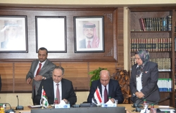 Iraq concludes a memorandum of understanding with Jordan in the field of transfer convicts