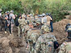 عمليات عسكرية عراقية في المناطق الفاصلة مع البيشمركة على حدود ايران