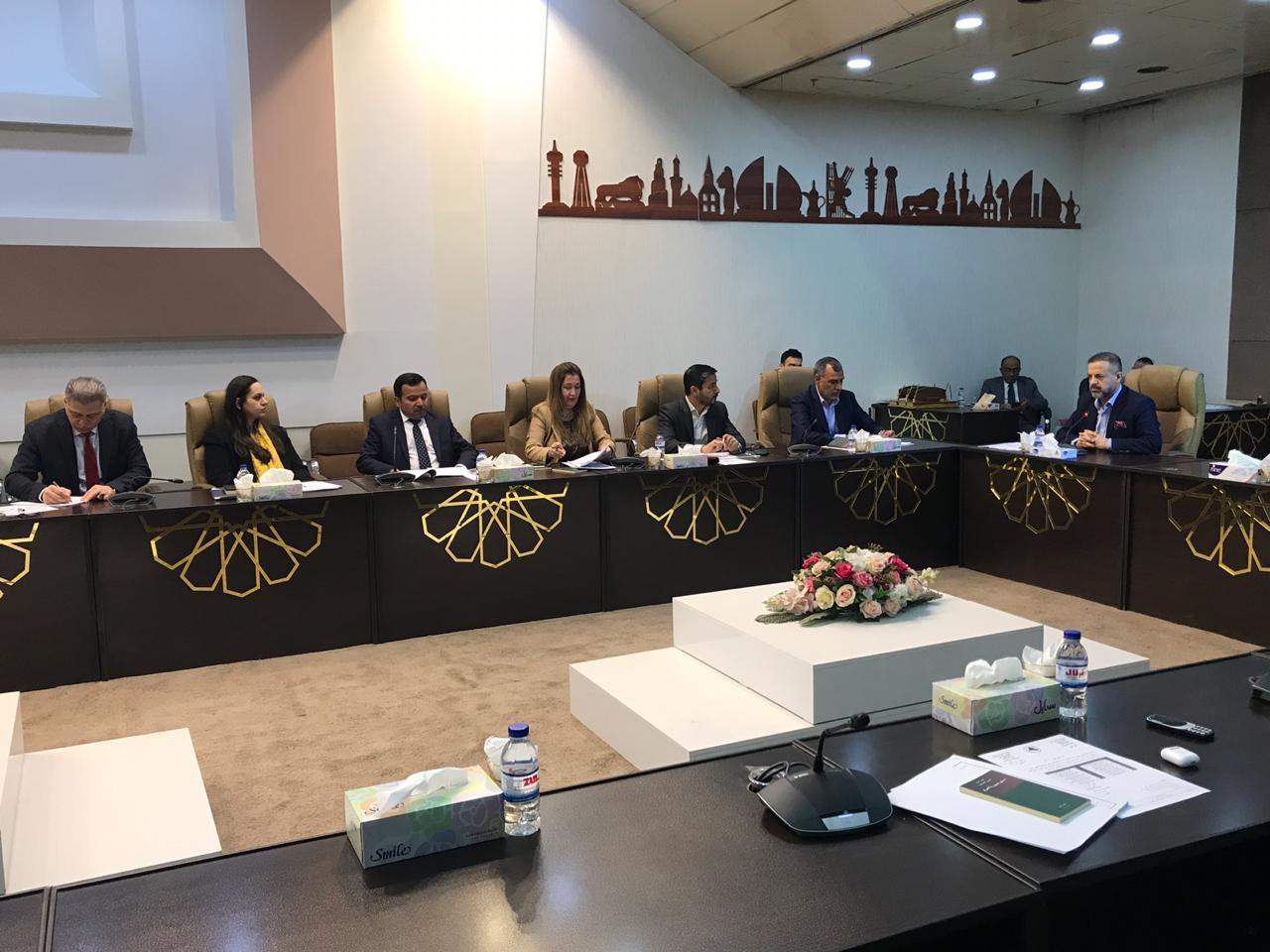 انطلاق اولى اجتماعات لجنة تعديل الدستور العراقي