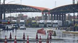 4.8 مليار دولار قيمة الصادرات التركية للعراق في 7 أشهر