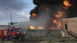 """سوريا تتحدث عن """"اعتداء إرهابي"""" استهدف منشآتها النفطية والغازية"""