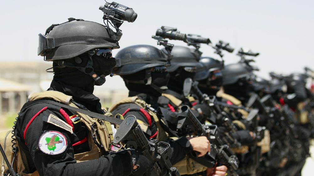 """مكافحة الارهاب ينشر قواته في بغداد تحسباً لـ""""العبث"""""""