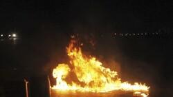 انفجار قوي يهز محافظة الجيزة المصرية
