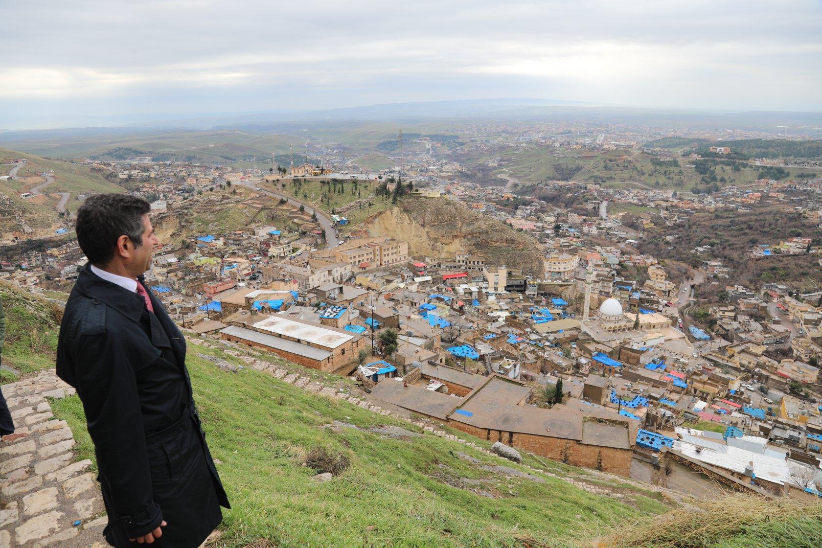 A new US consul general in Erbil